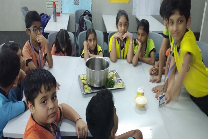 Rustomjee Cambridge International School-Cooking Classes