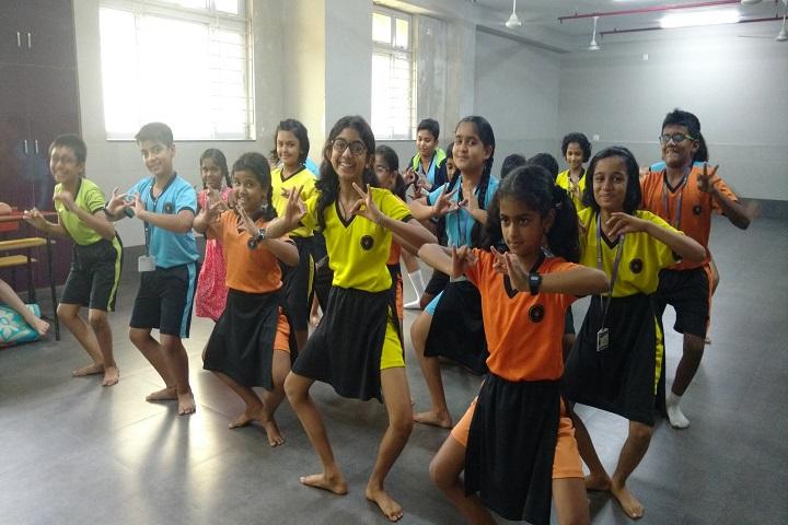 Rustomjee Cambridge International School-Dances