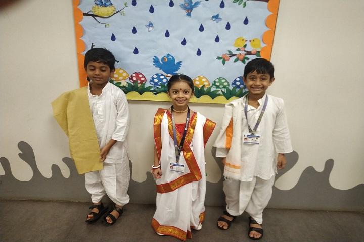 Rustomjee Cambridge International School-Fancy Dress Competitions