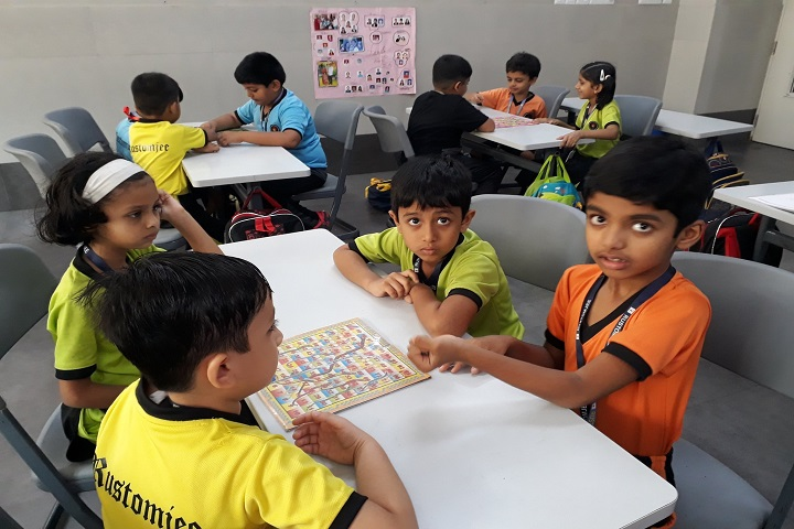 Rustomjee Cambridge International School-Games