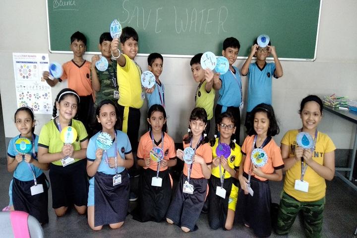 Rustomjee Cambridge International School-Save Water