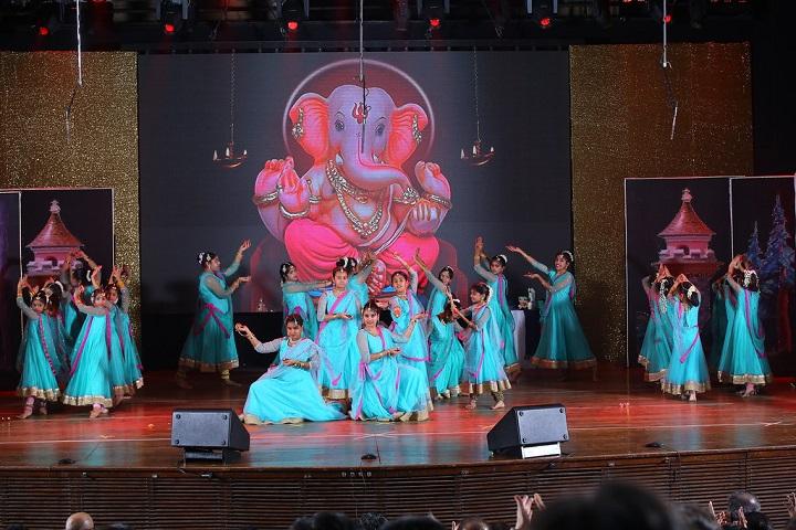 CP Goenka International School-Festival Celebration