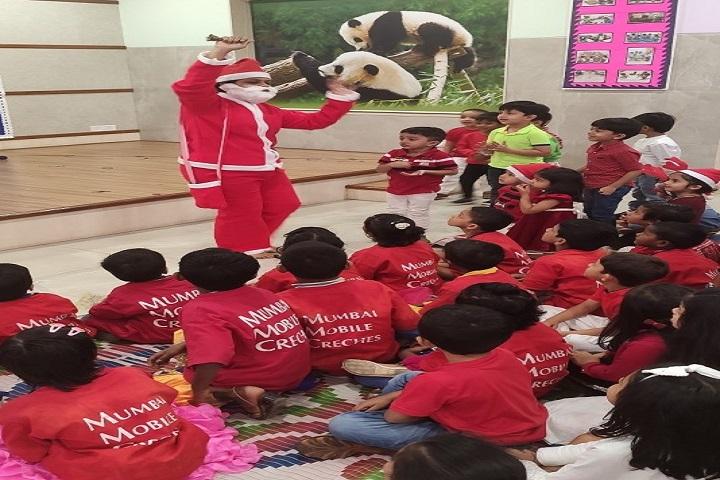 Shishu Vihar School-Christmas Celebration