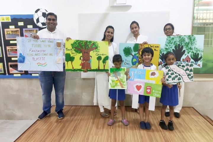 Shishu Vihar School-Poster Presentations