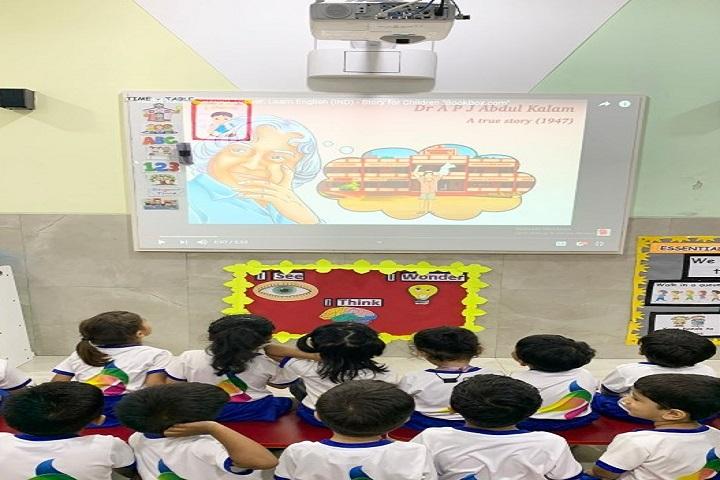 Shishu Vihar School-Smart Class Room