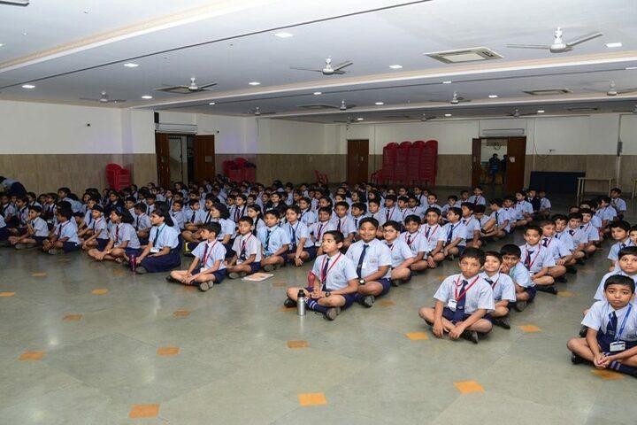 SBOA Public School-Auditorium