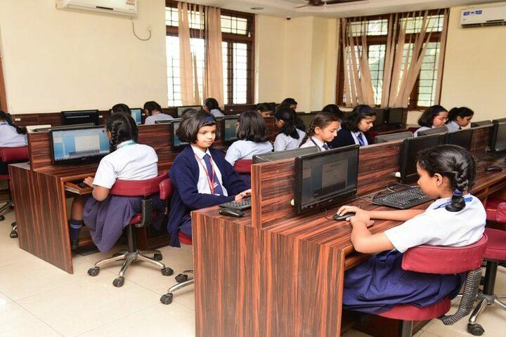 SBOA Public School-Computer Lab