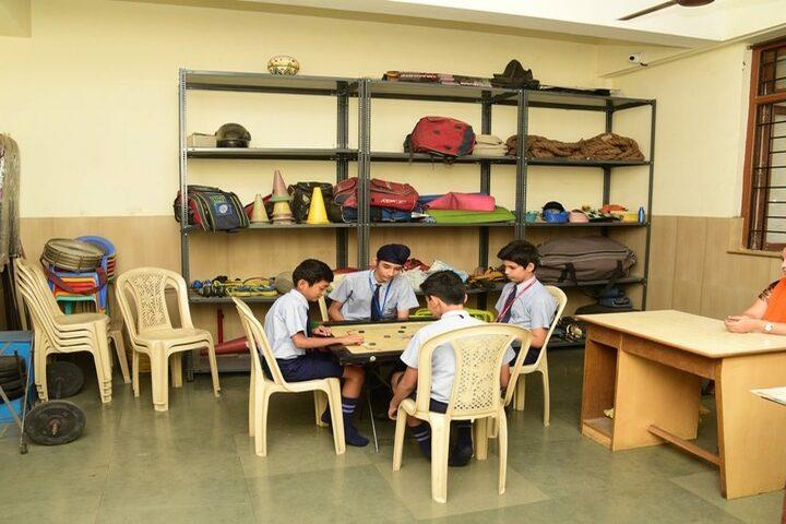 SBOA Public School-Indoor Games