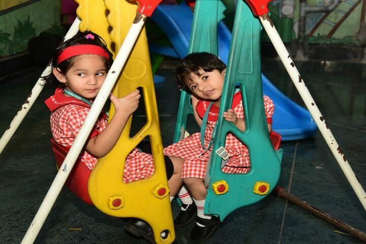 SBOA Public School-Kids Play Area
