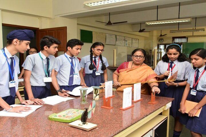 SBOA Public School-Science Lab