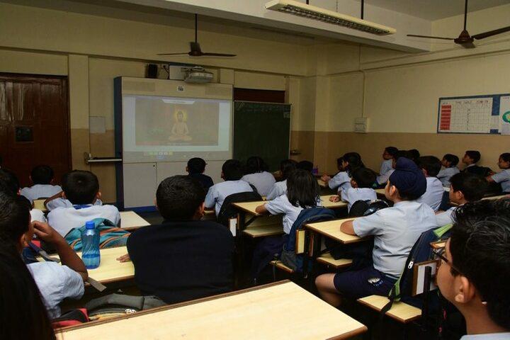 SBOA Public School-Smart Classroom