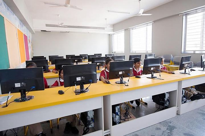 Vibgyor High School-Computer Lab
