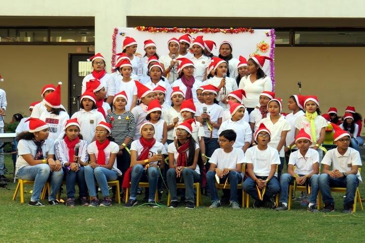 School of Achiever-Christmas Celebration