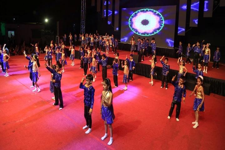 School of Achiever-Dance