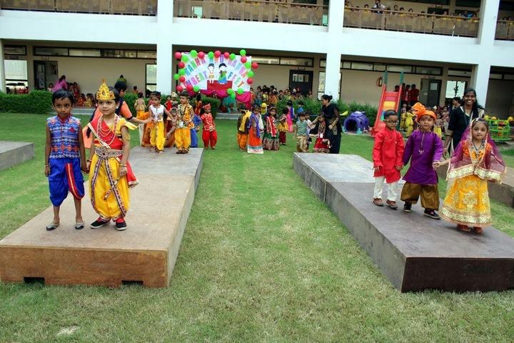 School of Achiever-Janmashtrami Celebration