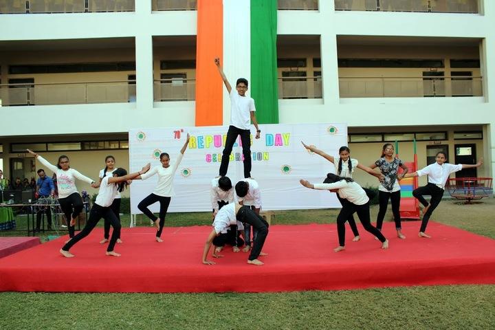 School of Achiever-Republic Day