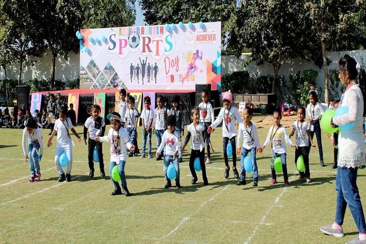 School of Achiever-Sports