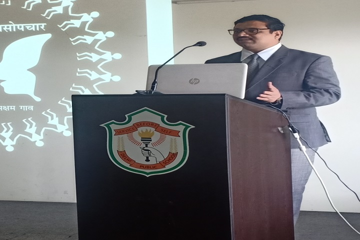 Delhi Public School-Speech