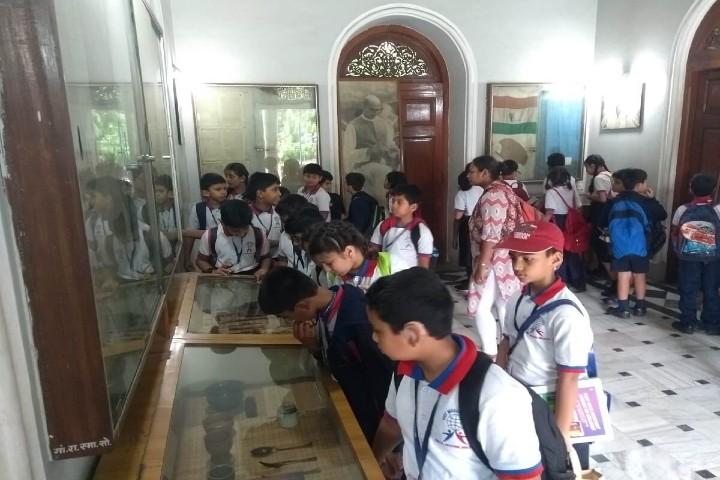 PICT Model School-School Tour