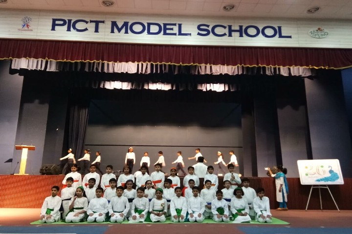 PICT Model School-Republic Day