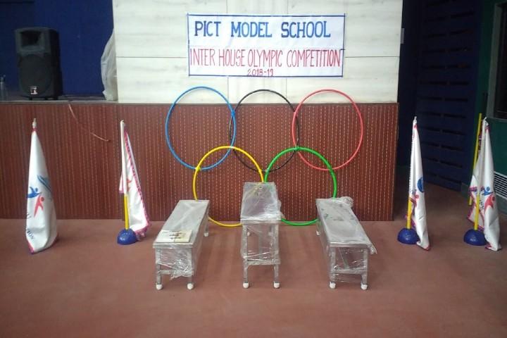 PICT Model School-Sports