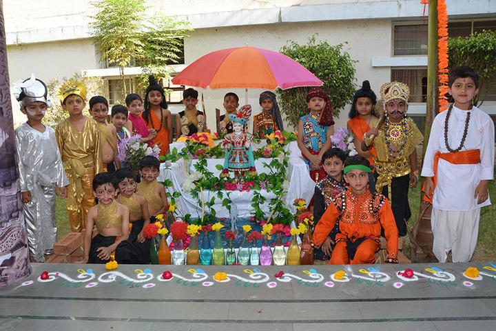 BAPS Swaminarayan Vidyamandir-Janmashtrami Celebration