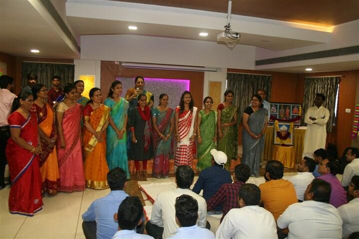 BAPS Swaminarayan Vidyamandir-Teachers Day