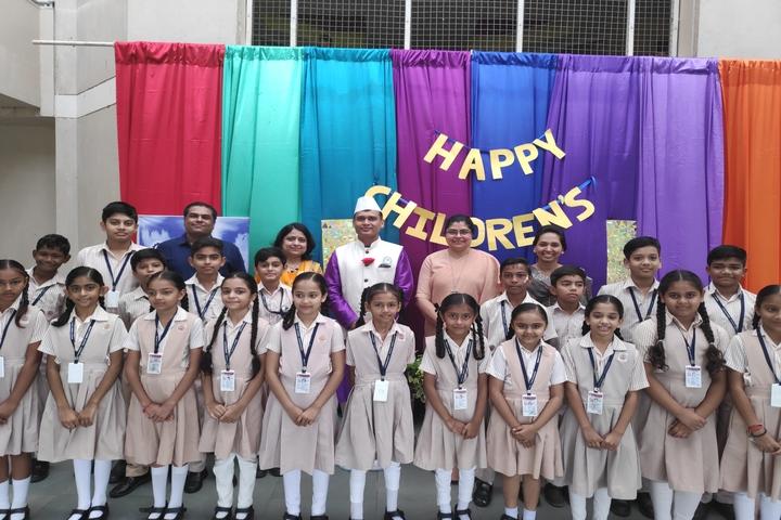 Mount Carmel High School-Childrens Day
