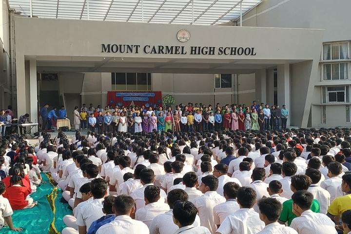 Mount Carmel High School-Establishment Day