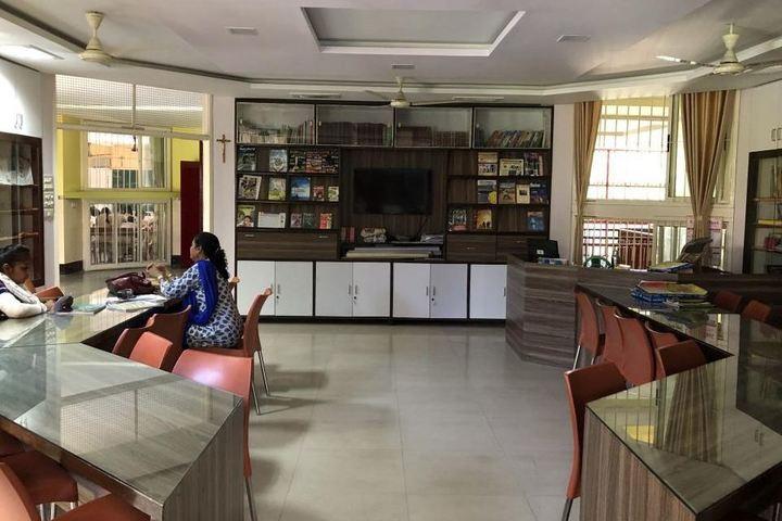 Mount Carmel High School-Library