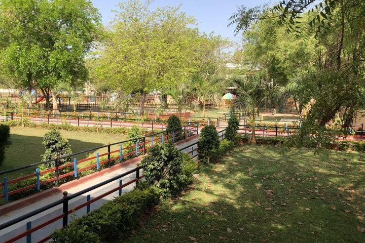 Mount Carmel High School-School Garden