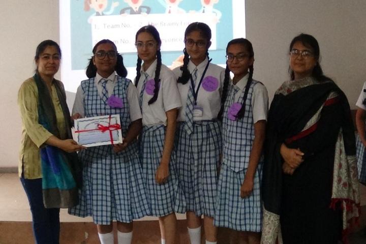 Lourdes Convent High School-Certification