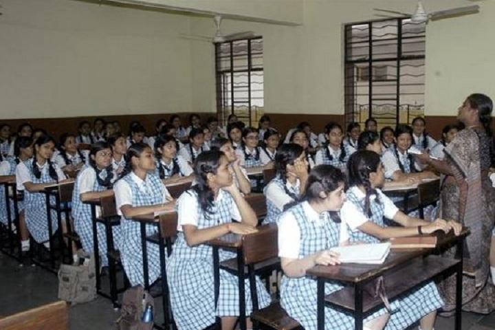Lourdes Convent High School-Classrooms