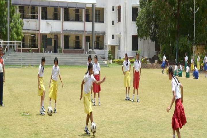 Lourdes Convent High School-Play Area