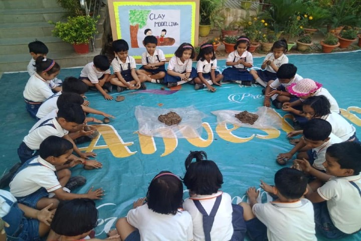 Seth MR Jaipuria School-Activity