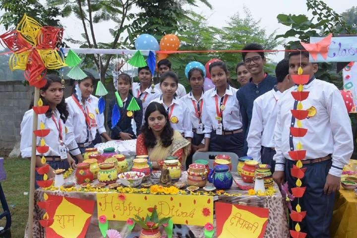Seth MR Jaipuria School-Diwali Fest