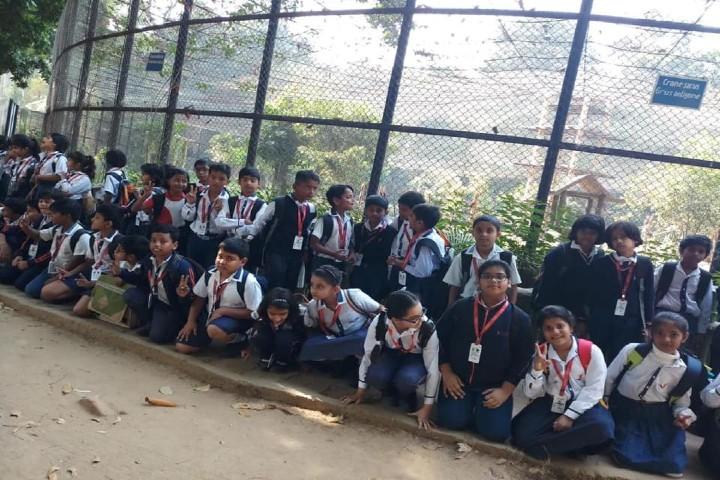 Seth MR Jaipuria School-Educational Tour