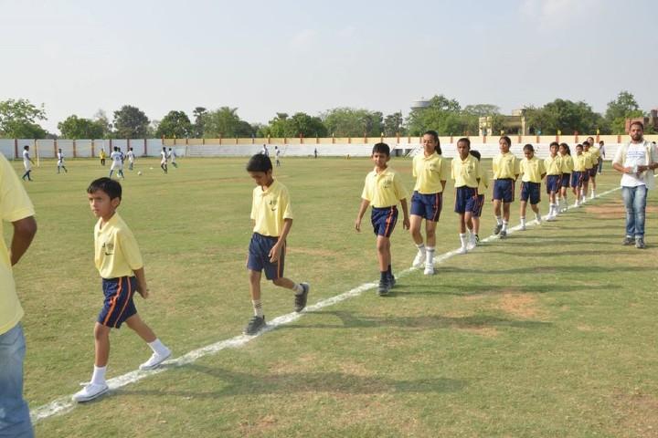 Seth MR Jaipuria School-Sports Day