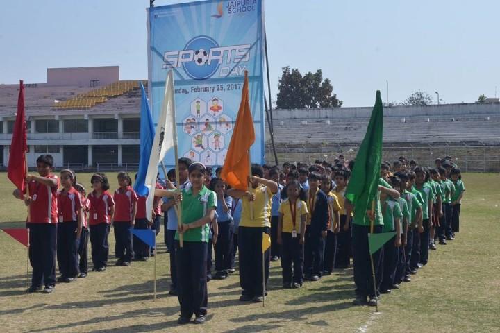Seth MR Jaipuria School-Republic Day