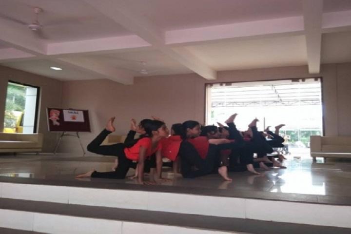 The White School International-Dance