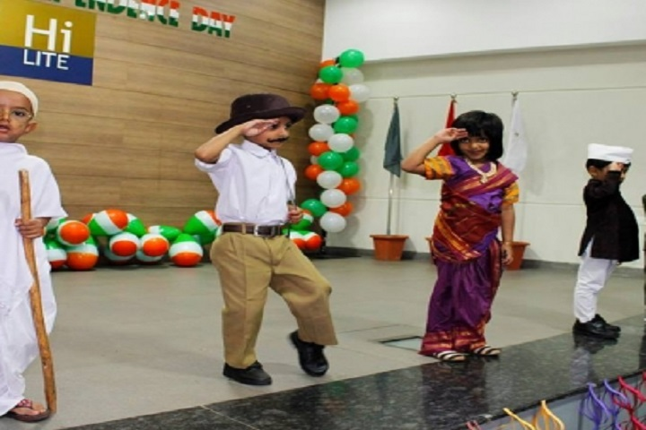 The White School International-Fancy Dress Competition