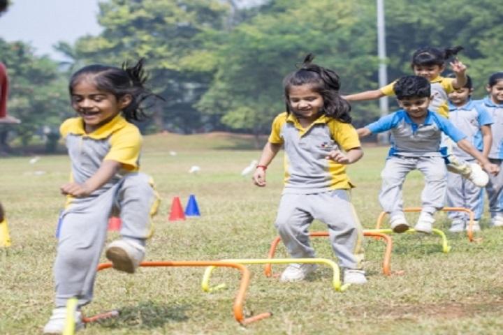 The White School International-Games