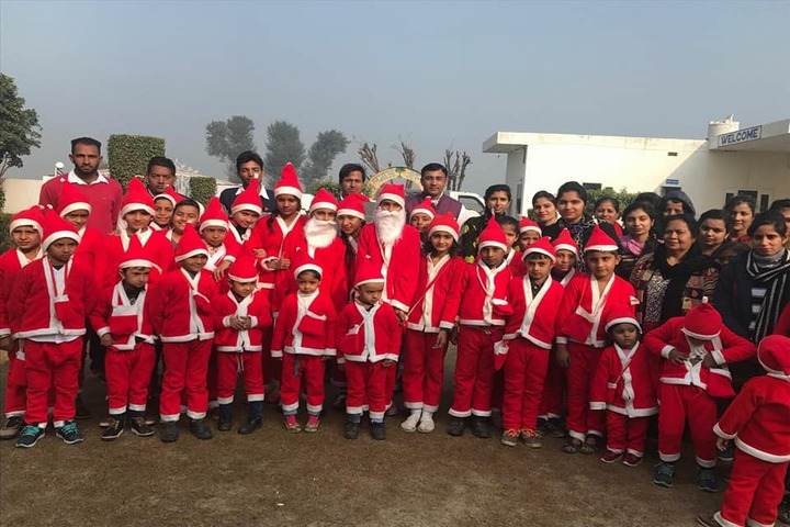 Sun Rise Senior Secondary School-Christmas Carnival