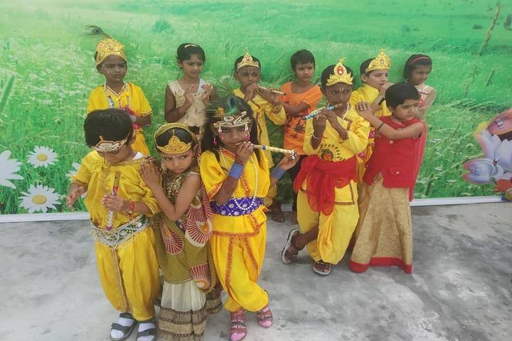 Sun Rise Senior Secondary School-Festival Celebrations