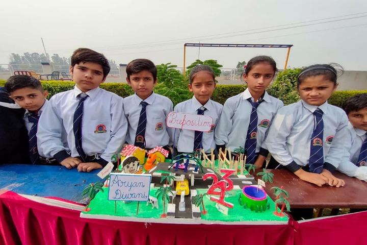 Sun Rise Senior Secondary School-Science Fair