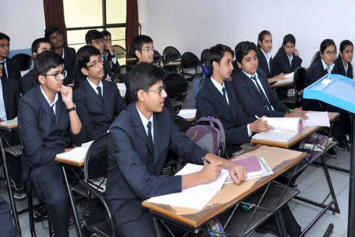 Infocity Junior Science College-Classroom
