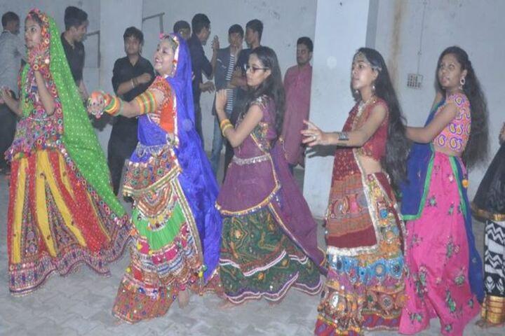 Infocity Junior Science College-Dance
