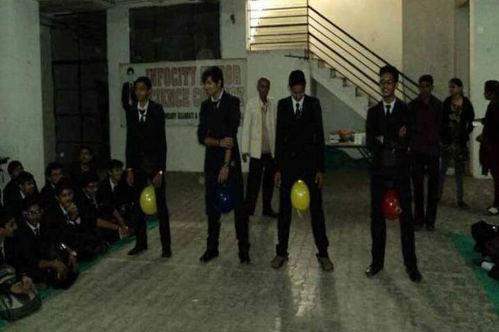 Infocity Junior Science College-Games