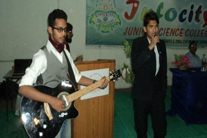Infocity Junior Science College-Music