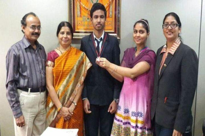 Infocity Junior Science College-Winner